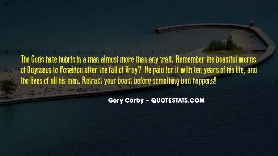 Quotes About The Man In Your Life #396906