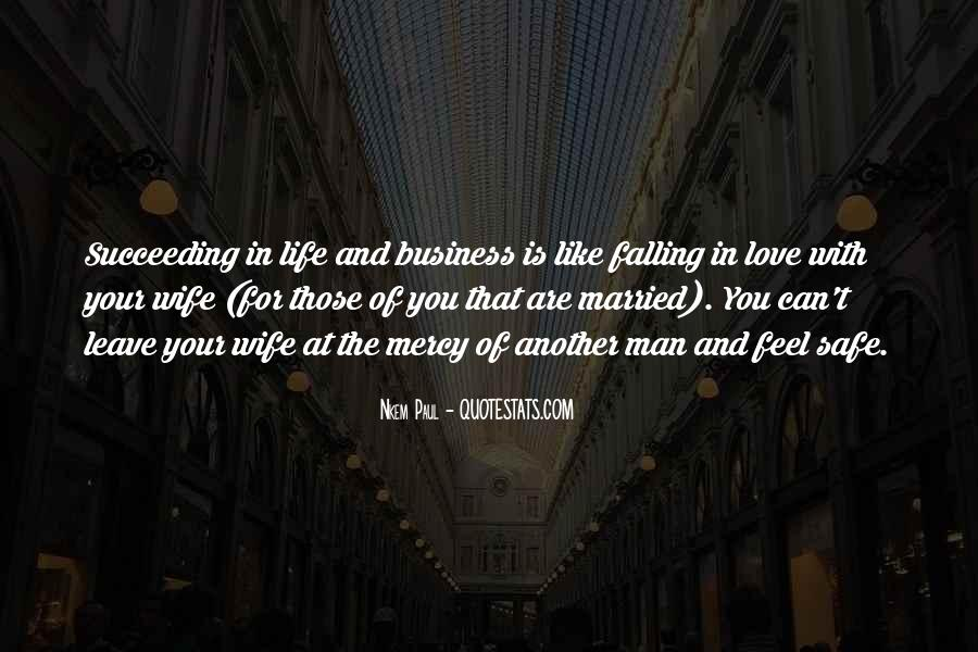 Quotes About The Man In Your Life #682011