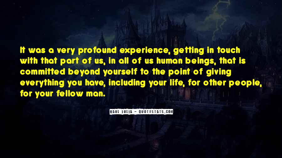 Quotes About The Man In Your Life #744942