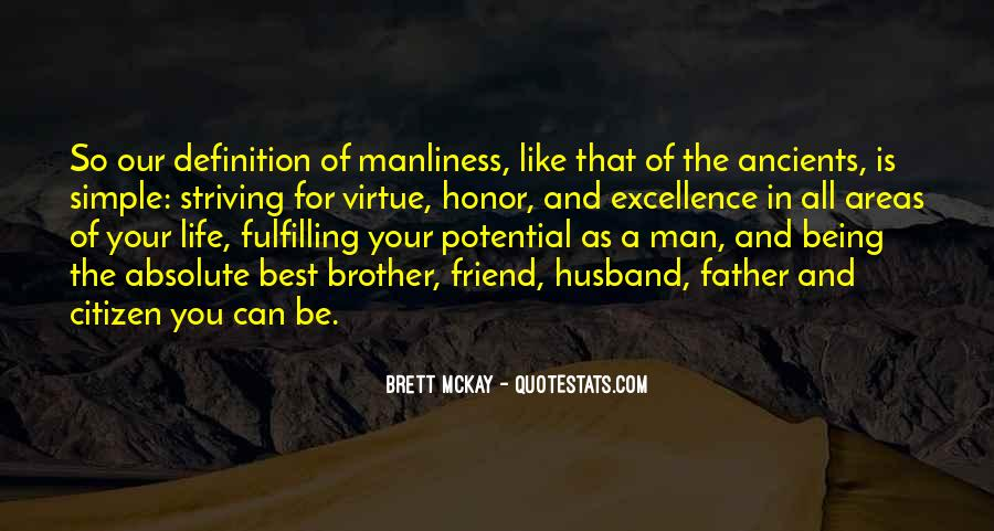 Quotes About The Man In Your Life #785186