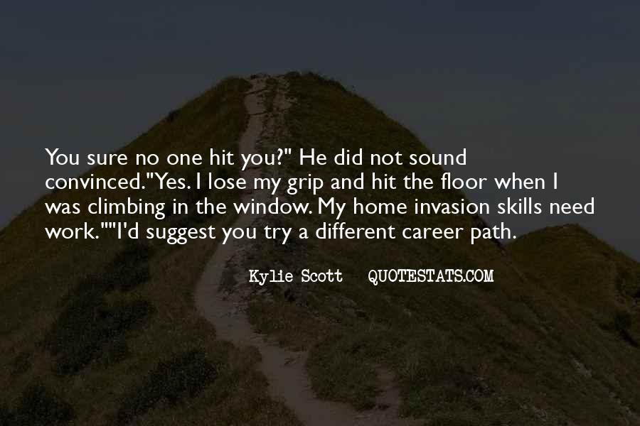 Quotes About Home Invasion #816512