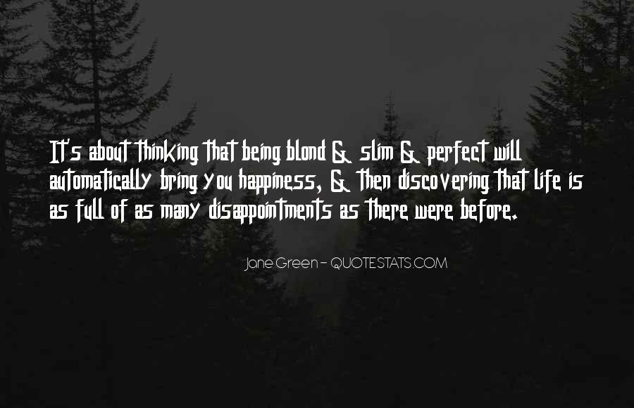 Quotes About About Not Being Perfect #1022851