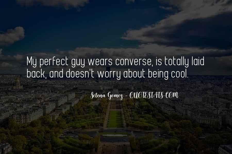 Quotes About About Not Being Perfect #1052949