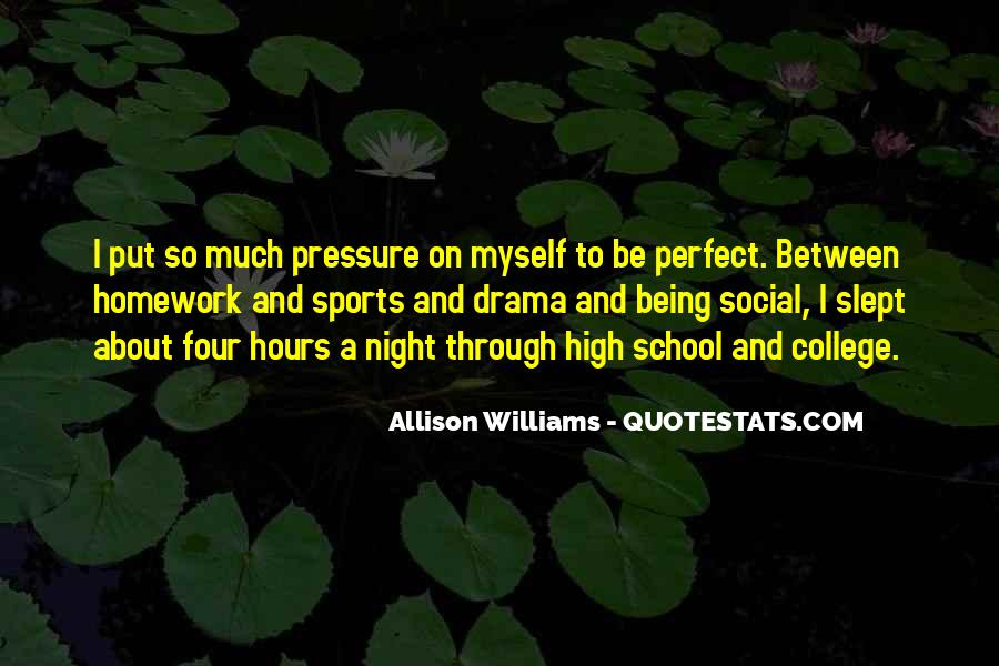 Quotes About About Not Being Perfect #1557562