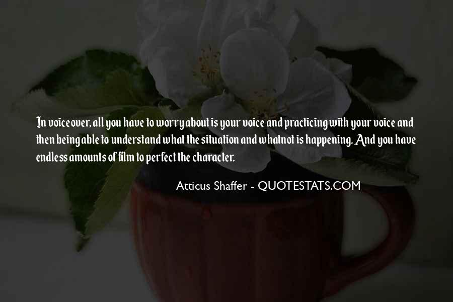 Quotes About About Not Being Perfect #1660043