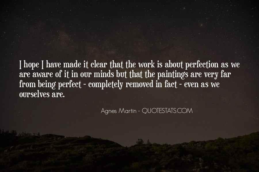 Quotes About About Not Being Perfect #463167