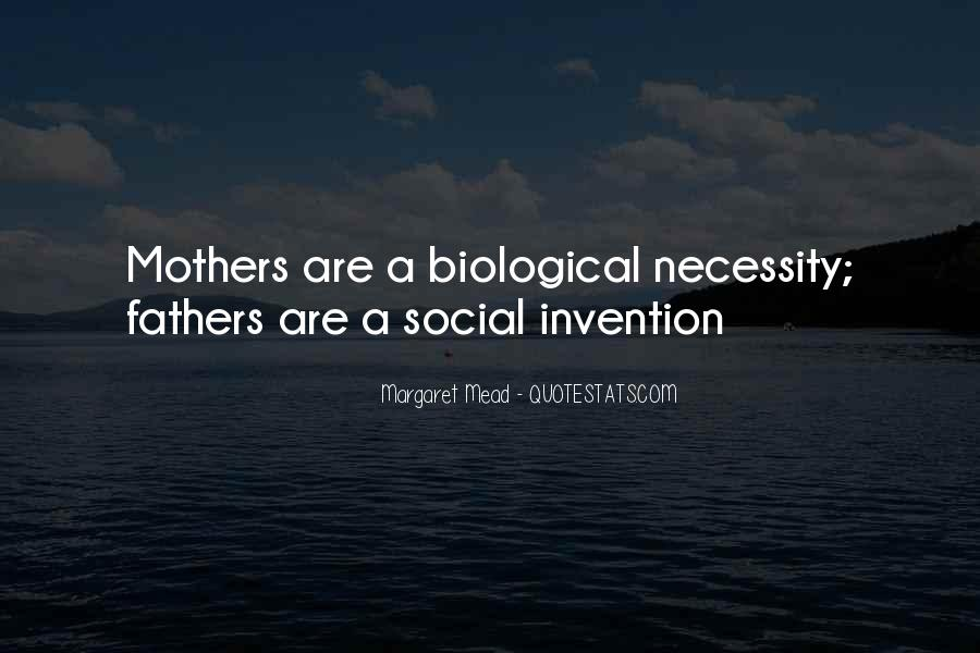 Quotes About Biological Fathers #93677
