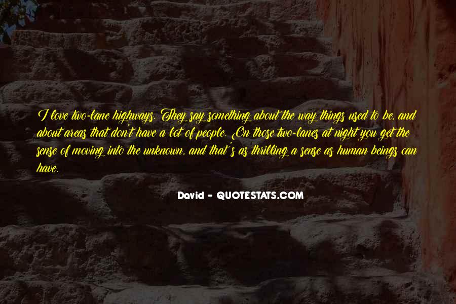 Quotes About Lanes #1103206