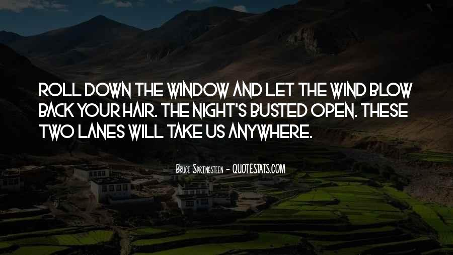 Quotes About Lanes #1139067
