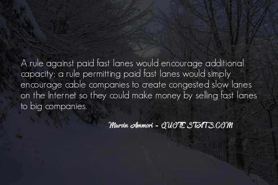 Quotes About Lanes #1178379