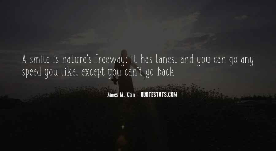 Quotes About Lanes #1263627