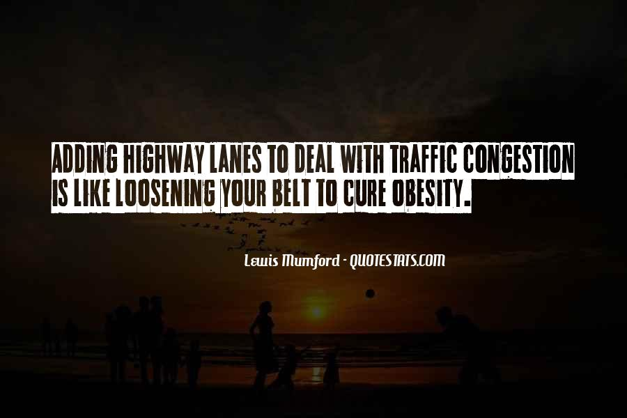 Quotes About Lanes #1561227