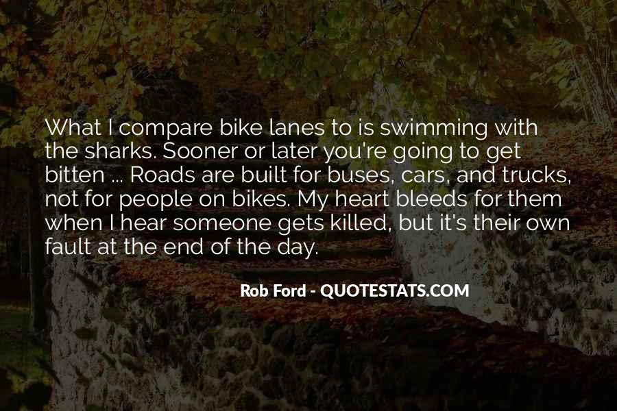 Quotes About Lanes #1650199