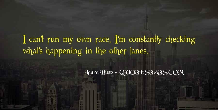 Quotes About Lanes #1732