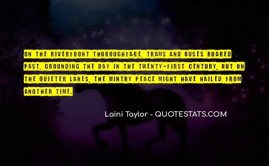 Quotes About Lanes #609768