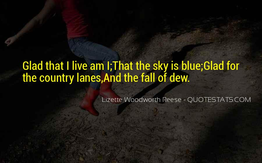 Quotes About Lanes #931128