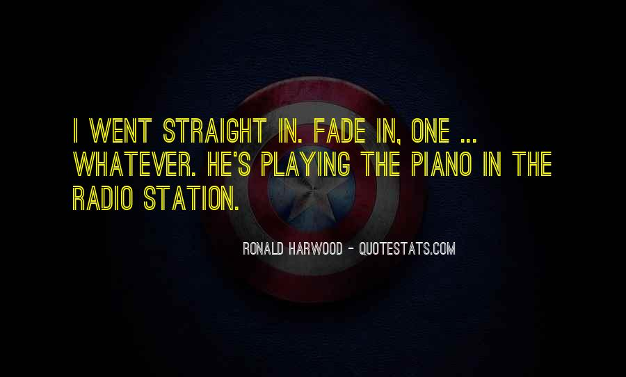 Quotes About Playing Piano #553010