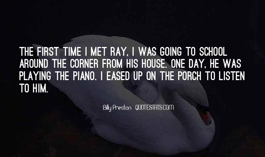 Quotes About Playing Piano #673449
