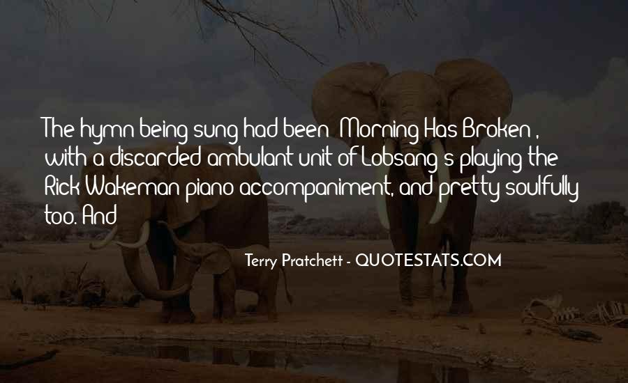 Quotes About Playing Piano #819525