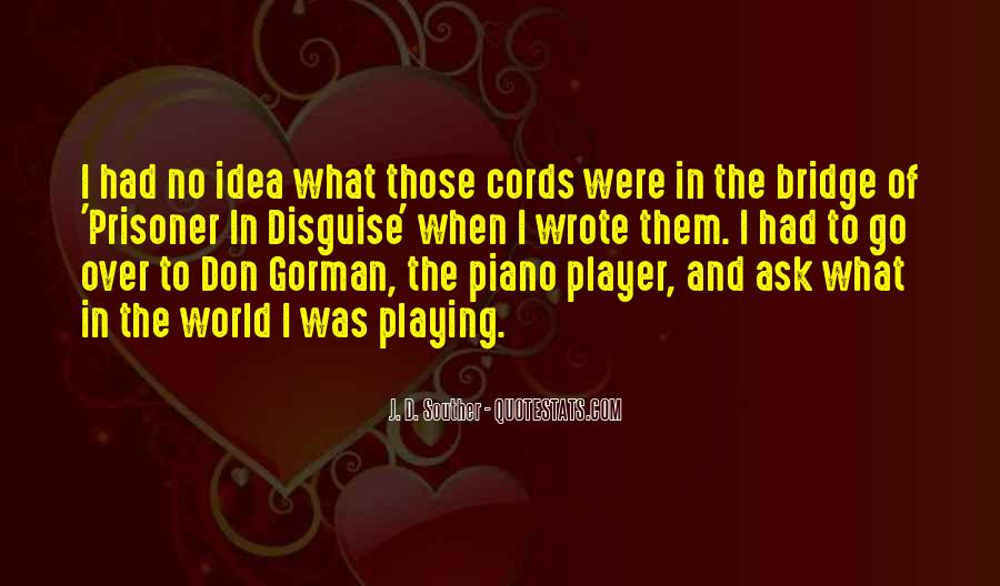 Quotes About Playing Piano #958822
