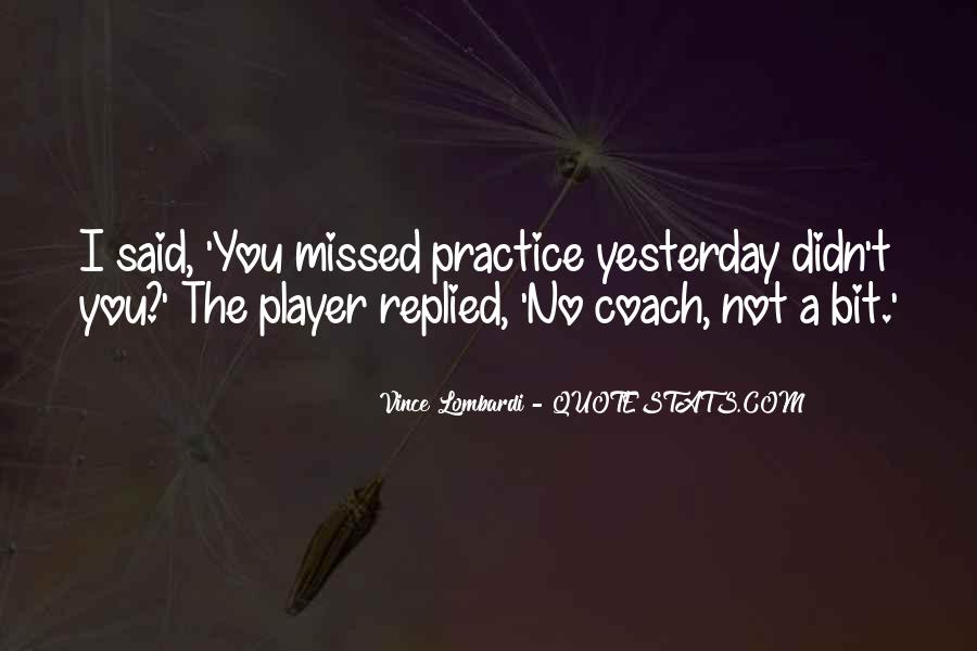 Quotes About A Sports Coach #10464