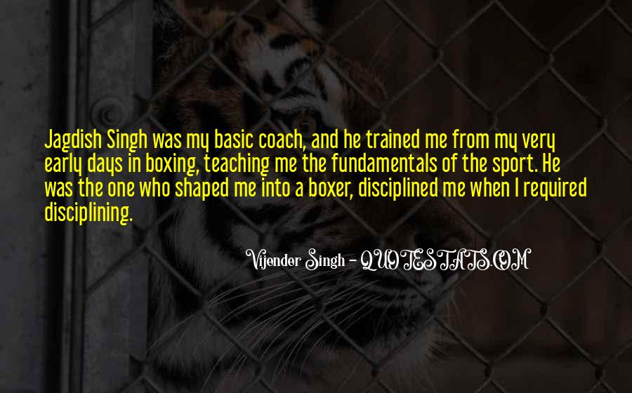 Quotes About A Sports Coach #115117