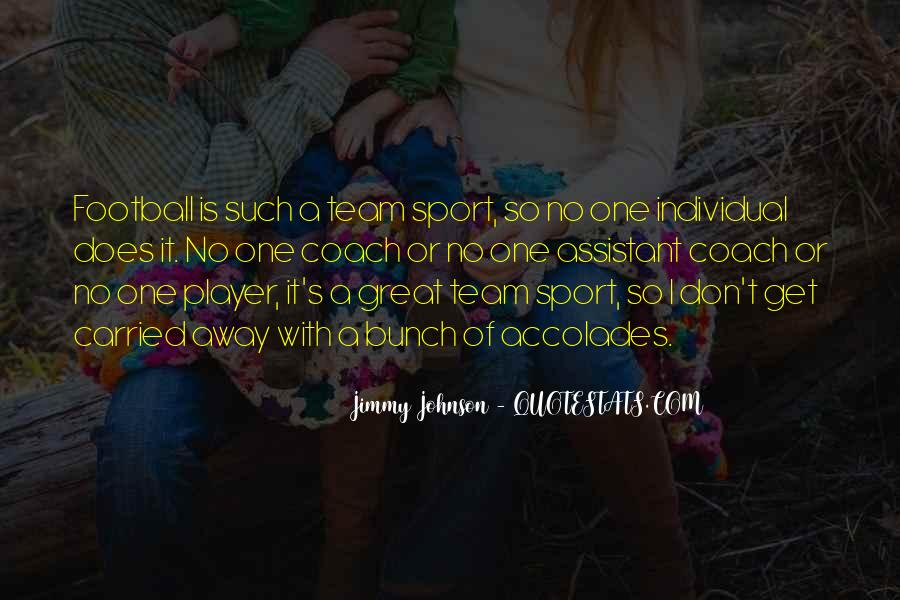 Quotes About A Sports Coach #1230751