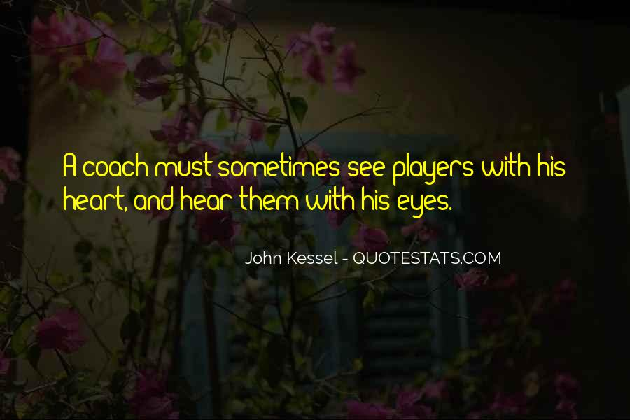 Quotes About A Sports Coach #1531159