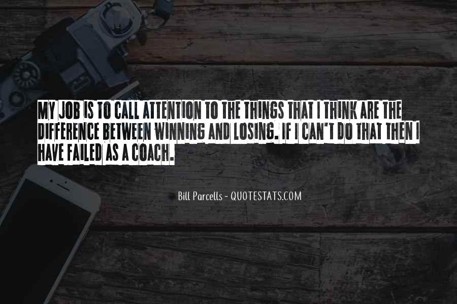Quotes About A Sports Coach #185174