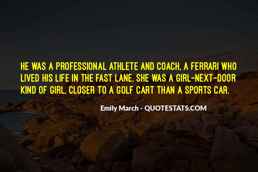 Quotes About A Sports Coach #264927