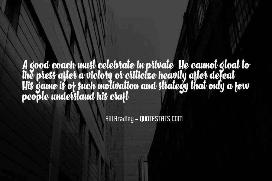 Quotes About A Sports Coach #342984