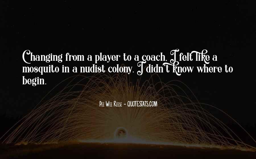 Quotes About A Sports Coach #36654