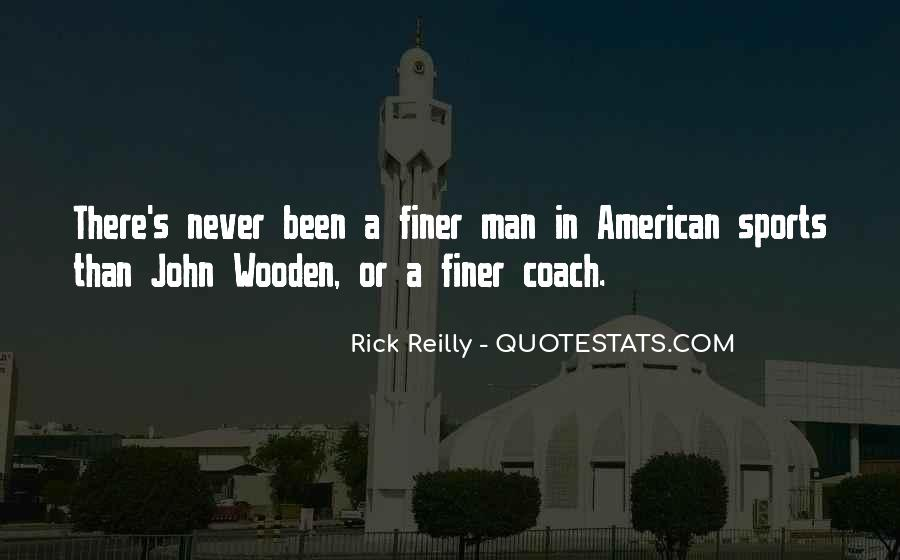 Quotes About A Sports Coach #543526