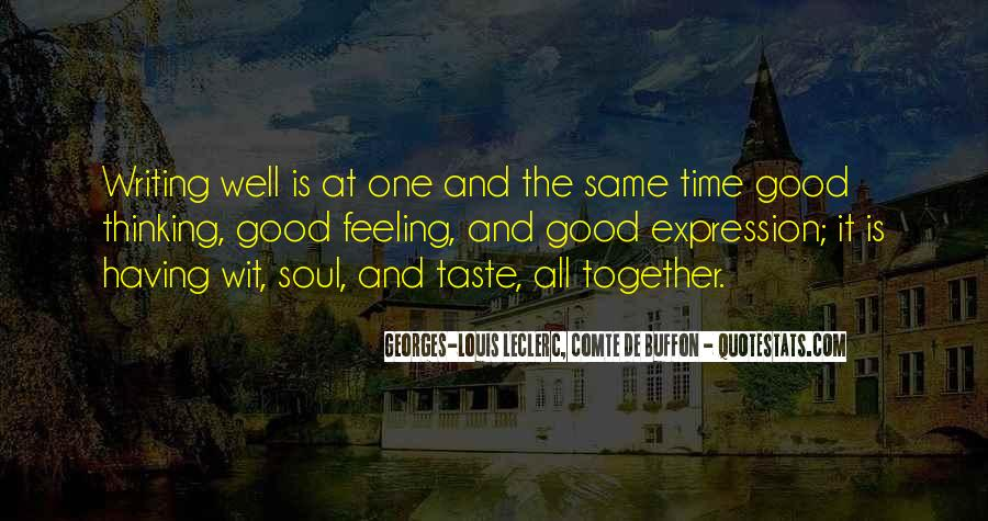 Quotes About Having Time Together #1274821