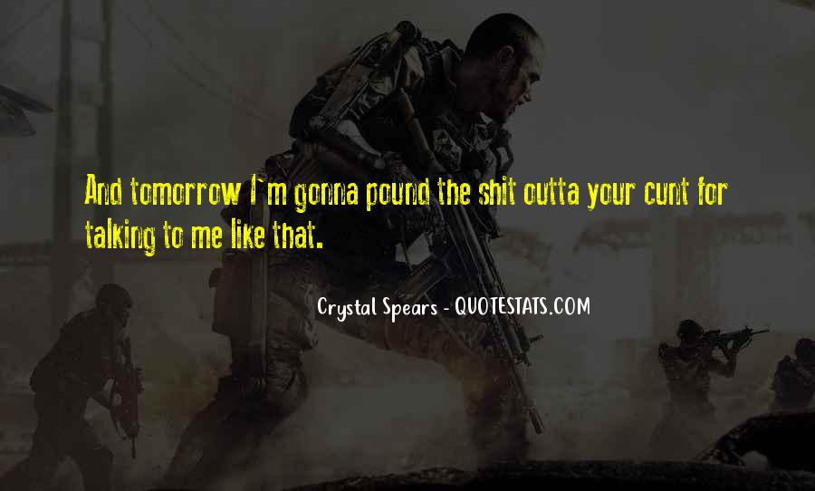 Quotes About Tomorrow #21037