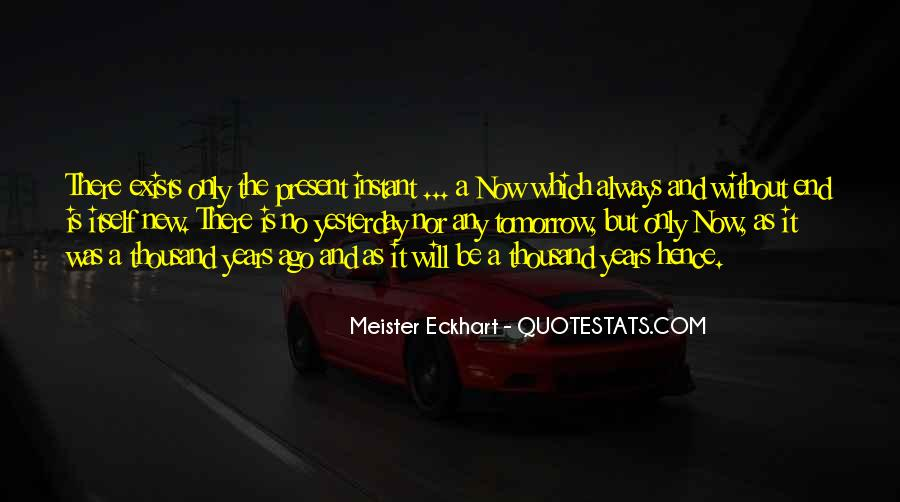 Quotes About Tomorrow #21571