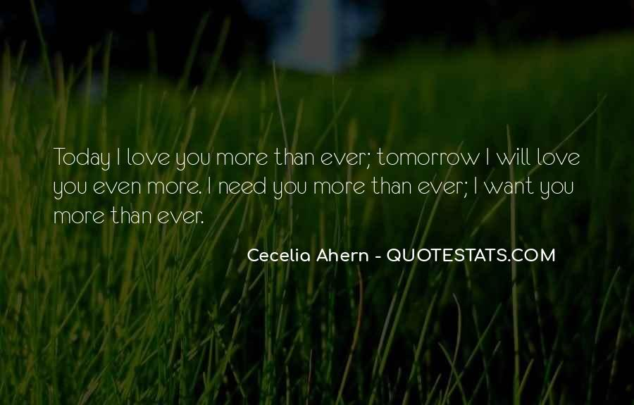 Quotes About Tomorrow #23820