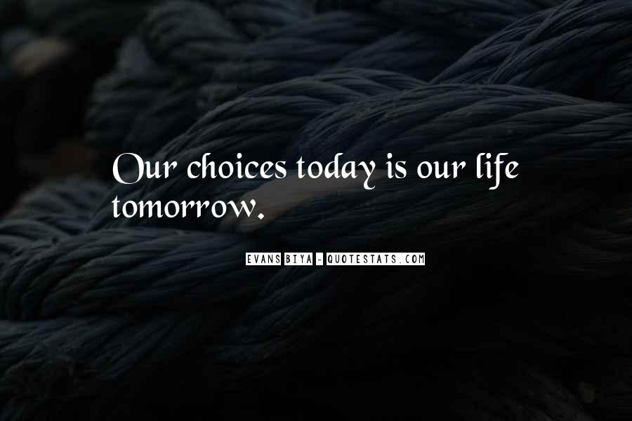 Quotes About Tomorrow #26038