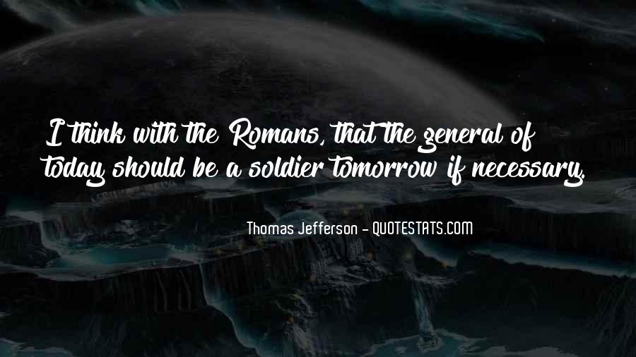 Quotes About Tomorrow #27154