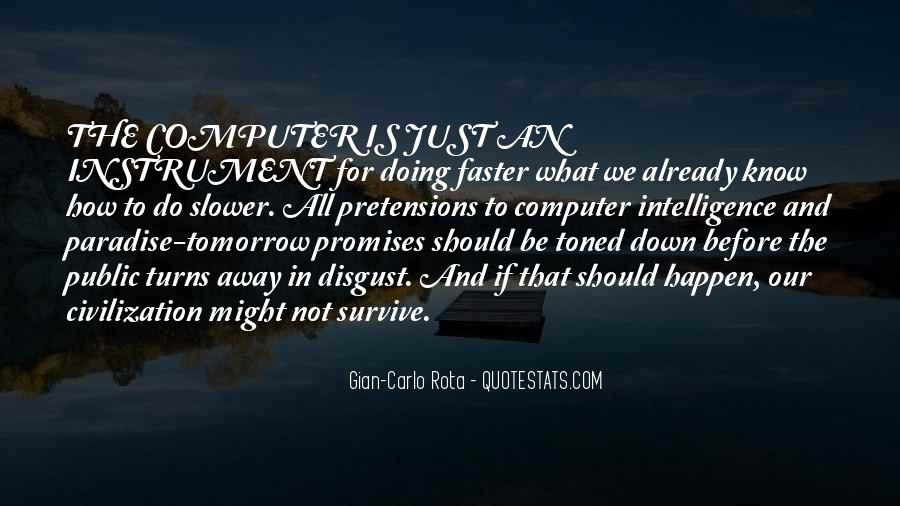 Quotes About Tomorrow #30374