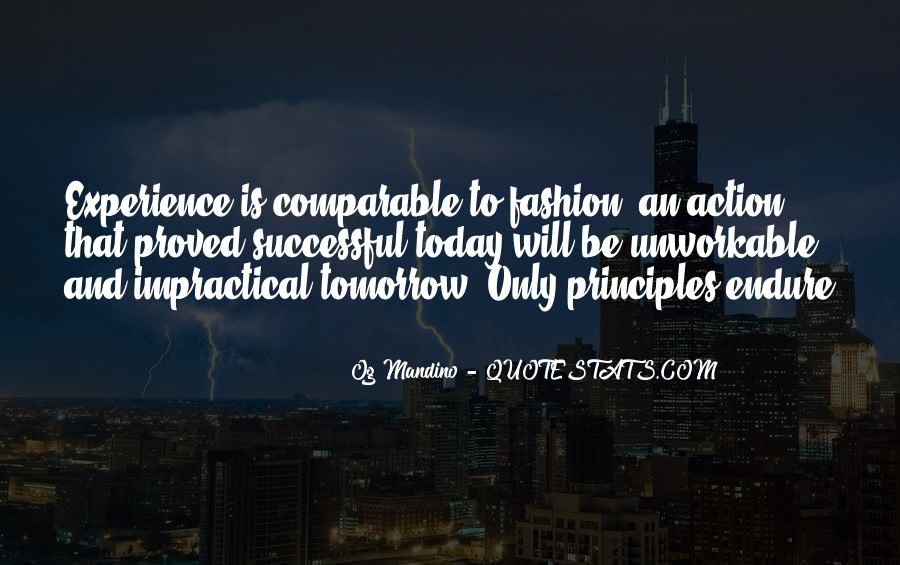 Quotes About Tomorrow #31560