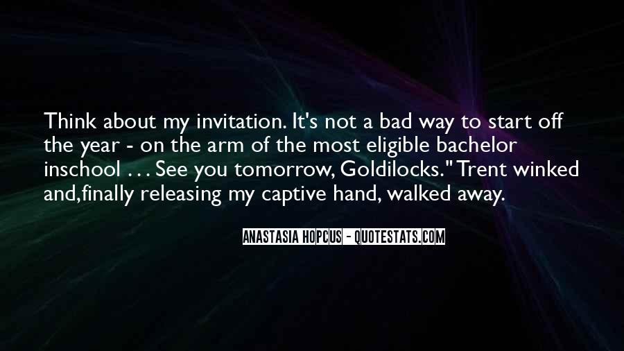 Quotes About Tomorrow #32800