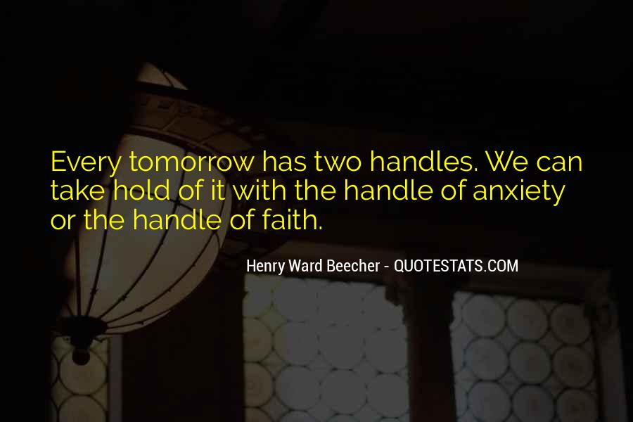Quotes About Tomorrow #37911