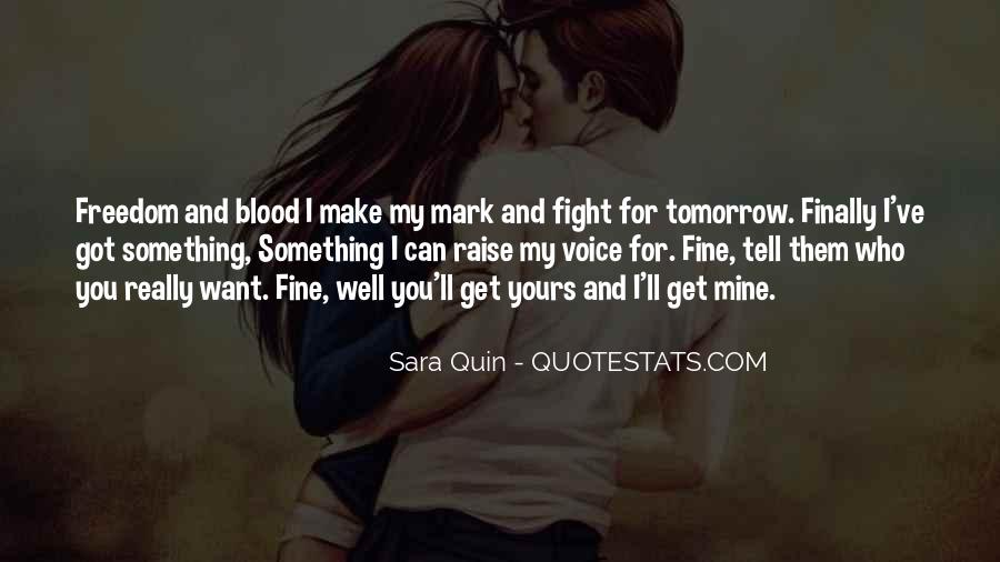 Quotes About Tomorrow #5068