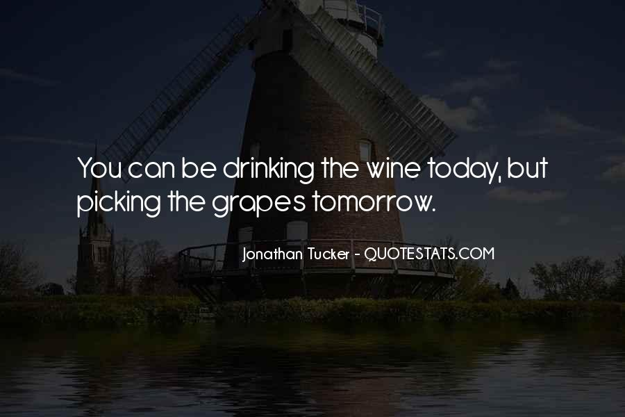 Quotes About Tomorrow #6172