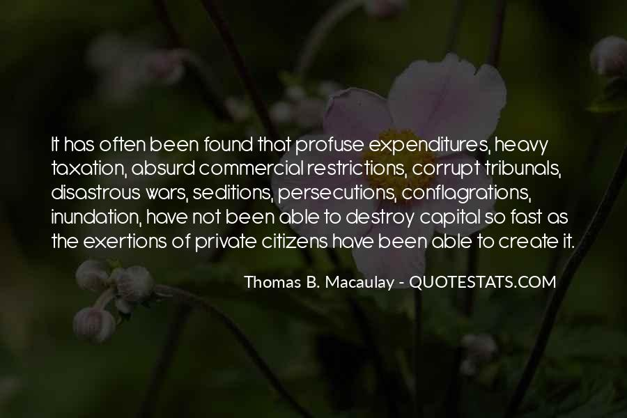 Quotes About Persecutions #1621834
