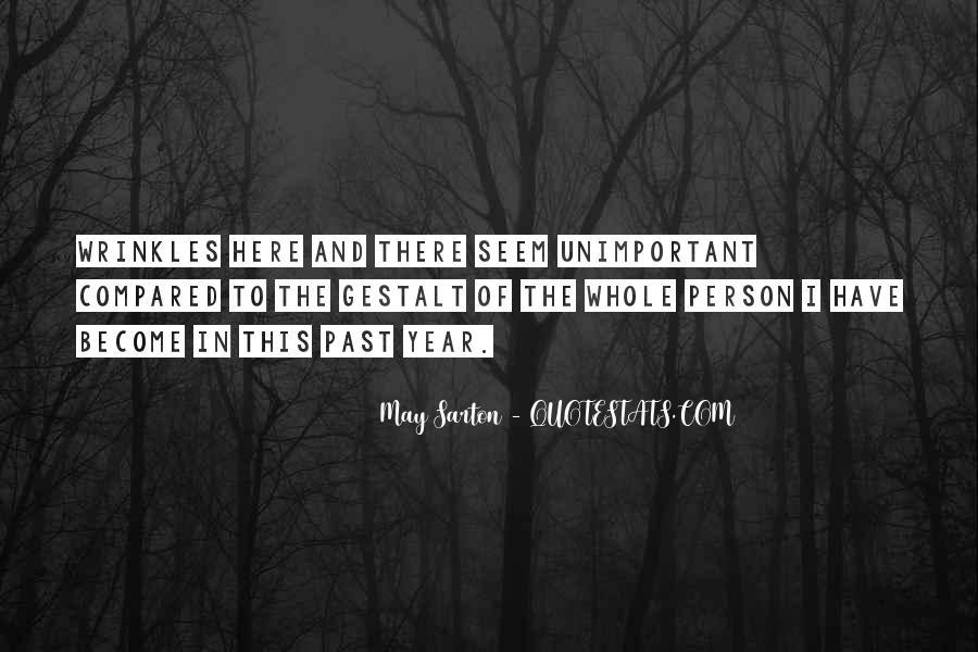 Quotes About Gestalt #1284714