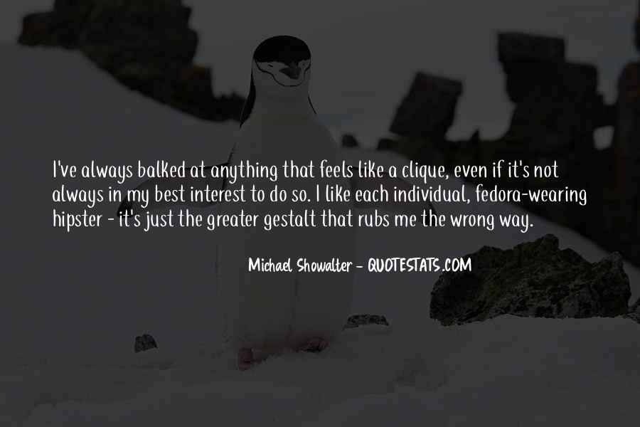 Quotes About Gestalt #820794