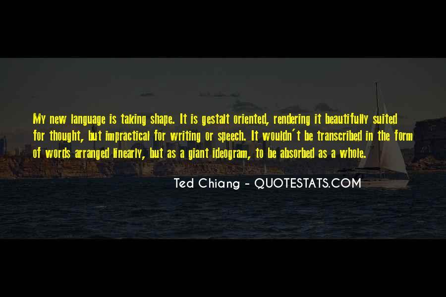 Quotes About Gestalt #868633