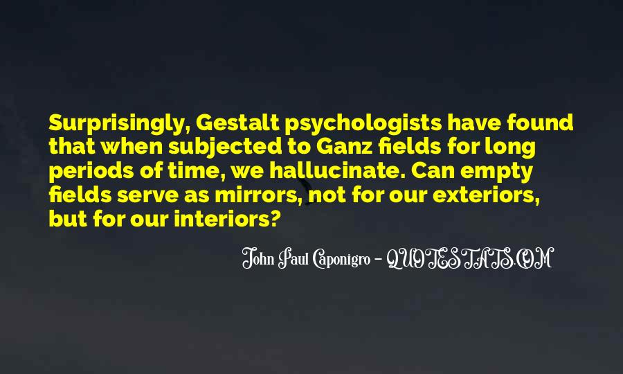 Quotes About Gestalt #92773